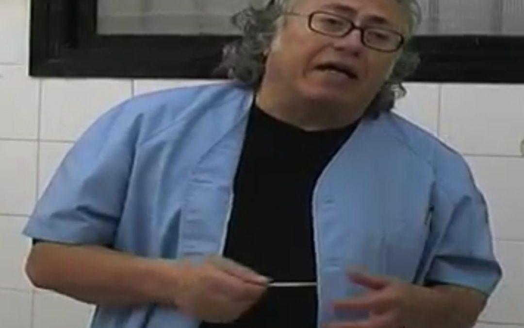 Caracterización Con Fernando Pérez